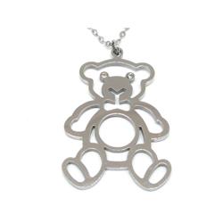 Кулон Bear (цепь 45см)